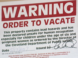 Legal Aid: CLE lead abatement needs to be faster