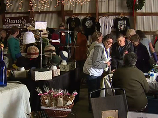 Shoppers help those abused at home