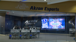University of Akron to open esports facilities