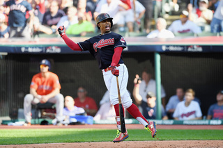 IMAGES: Cleveland Indians vs. Houston Astros