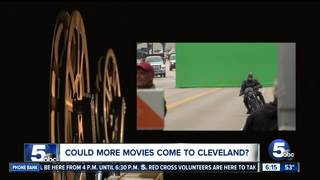 Could more movies come to Cleveland?