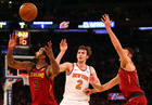 Two Cavs players ruled out for season opener