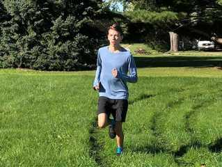 Field High runner excels after scoliosis surgery