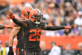 Browns CB Gaines placed on DL