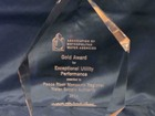 Cleveland Water receives national award
