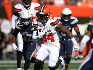 Browns trade Carlos Hyde for 2019 5th-round pick