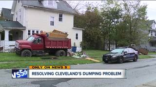 Two cases of illegal dumping nearing resolution