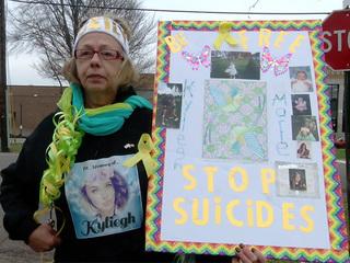 Perry School District denies suicide memorial