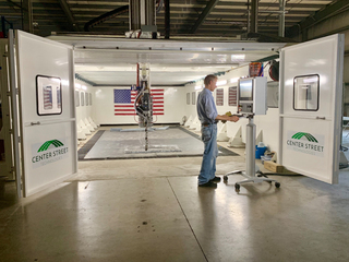 The world's largest 3D printer may be in Ohio