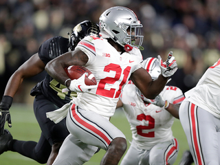 No. 2 Ohio State upset by Purdue 49-20