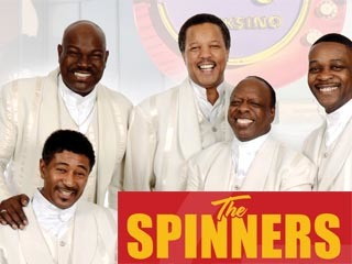 The Spinners Ticket Sweepstakes