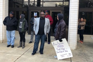 Protestors want more police accountability