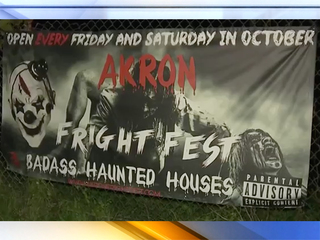 Charges won't be filed against Akron Fright Fest