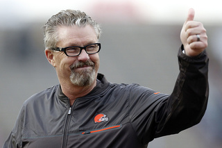 Browns playing much better under Williams
