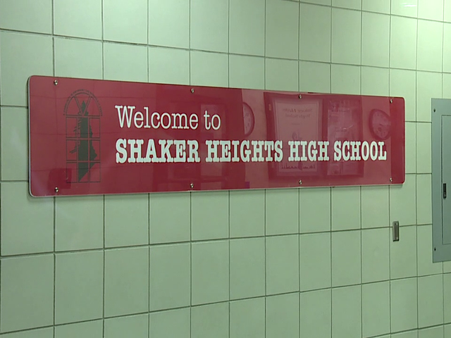 Image result for shaker heights high school