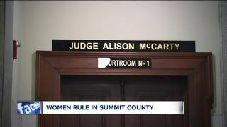 Women fill judges seats in Summit County