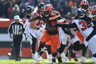 Browns beat Falcons 28-16