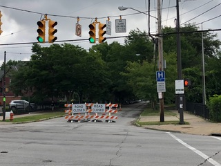No change to Franklin Blvd traffic after study
