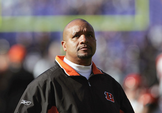Surprise, surprise, Hue is back with the Bengals