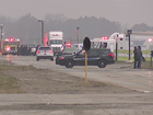 Suspicious package at Cleveland Hopkins airport