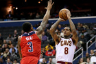 Wizards dominate Cavaliers to win third straight