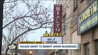 Akron helps small businesses improve