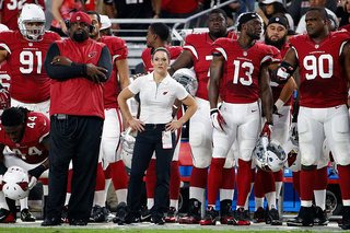 When will a woman be a head coach in the NFL?