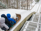 Get ready! Toboggan chutes open this weekend