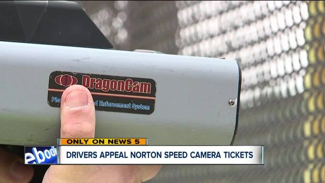 Dozens of drivers appeal Norton -200 speed camera tickets- city…