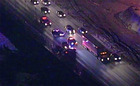 3-car crash on I-480 WB cleared