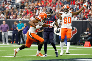 Cleveland Browns fall to Texans, 29-13