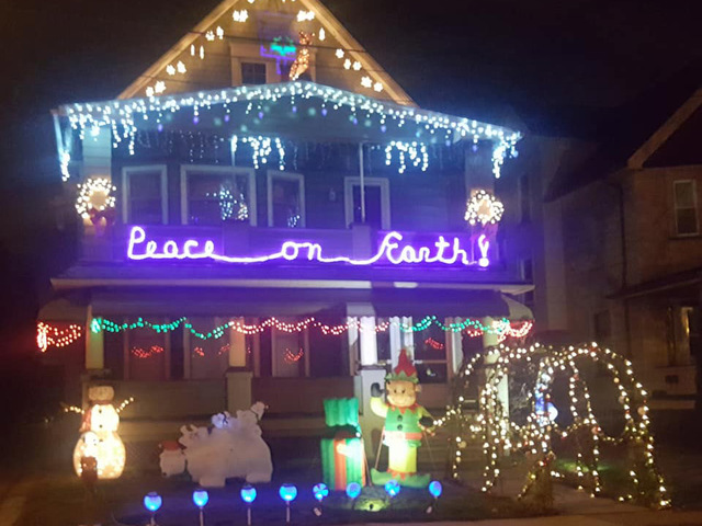 brazen grinch steals special christmas decoration from house across the street from police station