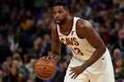 Tristan Thompson fined for flipping off fan