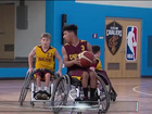 Wheelchair hoops team is one of best in country