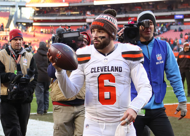 Baker Mayfield has a request for fans