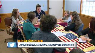 Jeromesville students look ahead to the future